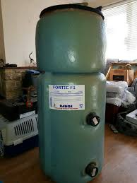 A picture of a Fortic Tank